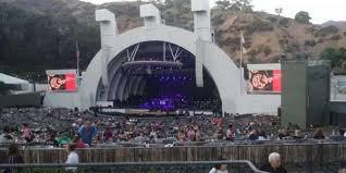 Hollywood Bowl Seating Chart Super Seats Photos At Hollywood Bowl