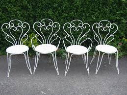 white iron patio furniture. Simple Patio Full Size Of Sofa Glamorous White Metal Patio Furniture 4 Retro   Throughout Iron N