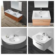 commercial bathroom sink. Bathroom Sinks With Two Faucets / Fancy Commercial Double Sink