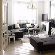 Black And White Living Room Ideas Grey