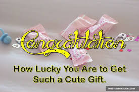 2019 Top Congratulations On Your New Baby Girl Messages
