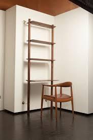 office shelving units. Lonewa Modern Walnut Shelf Shelving Unit Desk With Brass Hardware Office Units ,