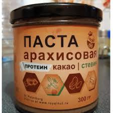 Отзывы о <b>Арахисовая паста Royal</b> Nut