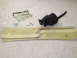 Cat Coat Rack Snowboard Coat Rack A DIY Project Mark's Gym 73