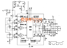 lbl690 high performance brushless dc motor control circuit diagram lbl690 high performance brushless dc motor control circuit diagram