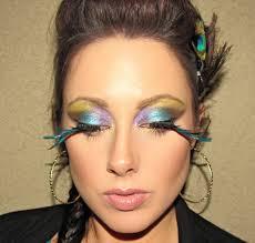 mardi gras tutorial with flair source makeup geek