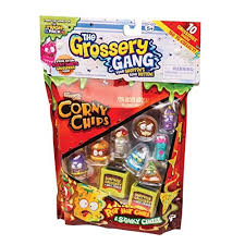 Grossery Gang Vending Machine Custom The Grossery Gang Corny Chips 48 Figure Pack