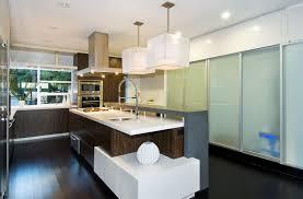 modern kitchen pendant lighting for a