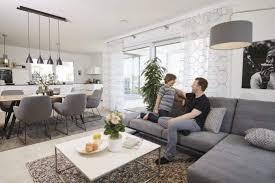 Wohnzimmer Mit Offener Küche Genial Raumgestaltung