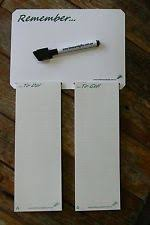whiteboard for home office. 2x A5 Notepad Magnetic Fridge Whiteboard Home Office Memo Shopping List 2FreePen For T