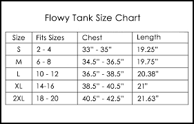 Bella Canvas Muscle Tank Size Chart 12 Conclusive Bella And Canvas Size Chart