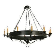 parnella 12 light wagon wheel chandelier by wayfair