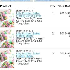 lilly pulitzer other lilly pulitzer garnet hill lets cha lilly pulitzer duvet covers queen