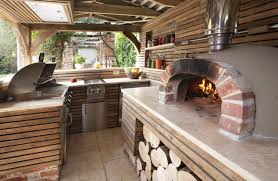 Pizza Oven Outdoor Kitchen Winchester Outdoor Kitchens Fire Magic Bbqs Outdoor Kitchens In