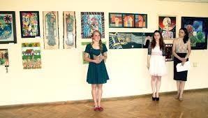 Випускники школи мистецтв представили на огляд публіки дипломні  Випускники школи мистецтв представили на огляд публіки дипломні роботи
