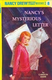 nancy s mysterious letter nancy drew mystery stories book 8 by carolyn keene