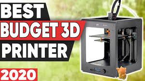 5 Best Budget <b>3D Printers</b> in <b>2020</b> - YouTube