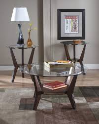 Coffee Tables Beautiful Ashley Furniture Everleaux Round