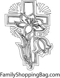 Free Printable Cross Coloring Pages Adult Coloring Pages Car