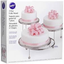 Wilton 3 Tier Cake Stand