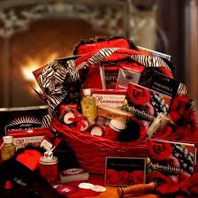 nights romantic gift basket