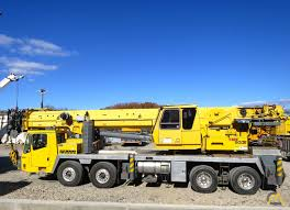 2007 Grove Tms900e 90 Ton Hydraulic Truck Crane With A Strong Chart For Sale