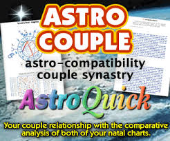 Synastry Chart Analysis Free Synastry In Astrology Chart Horoscope Comparison