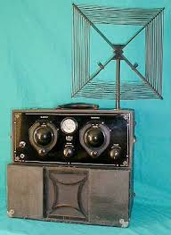Images 2 home office radio museum collection Horseferry House 1920s Radios