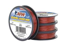 Afw Leader Sleeves Size Chart Afw Bleeding Leader Wire