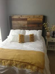 Pitusinfo Headboard Full Size Simple Wood Groot Home Decorgroot  Decor Design