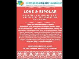 Bipolar Disorder Relationship Patterns Cool Julie Fast Relationships And Bipolar Disorder YouTube