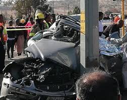 Local residents killed in horrific car crash - Laudium Today