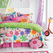8. Company Kids Modern Bloom Quilt Set   Girls bedrooms ... & Company Kids Modern Bloom Quilt Set Adamdwight.com