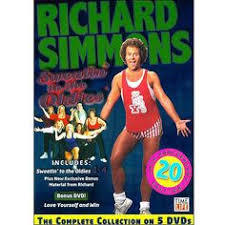 richard simmons 1970. richard simmons: sweatin to the oldies set simmons 1970