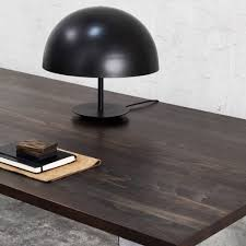 Baby Dome Lamp Black