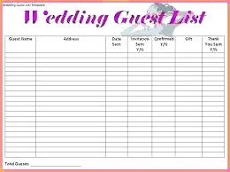 Free Printable Wedding Venue Checklist Picture Template Photo