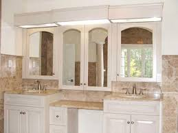 double vanity with makeup table. enchanting bathroom double vanity cabinets and with makeup table this o