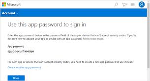 into microsoft account windows 10