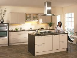 Cream Gloss Kitchen High Gloss Kitchens Burke Egan Furniture Manufacturing