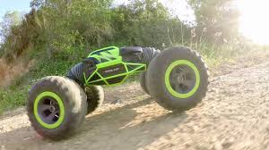 UD2168A <b>2.4G 4WD</b> Double Sided Stunt <b>RC Car</b> - YouTube