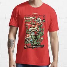 """<b>Piranha Party</b>"" T-shirt by bobmosquito | Redbubble"