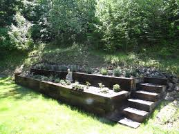 gardens made with railroad ties life a nelipot perspective raised garden bedsraised
