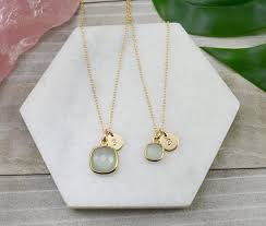 mother daughter necklace matching