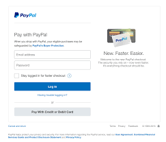 Paypal Api No Longer Showing The Credit Card Form First With ...