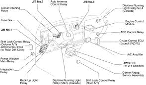 2003 toyota tacoma fuse box diagram toyota tacoma questions i tried to hook up my trailer to my 06 9 answers