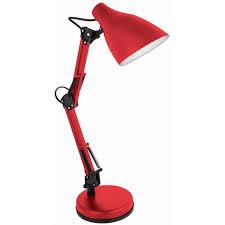 Купить Светильник <b>Camelion KD</b>-<b>331</b> C04 настольный красный в ...
