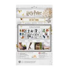 Harry Potter Tattoos 35 Er Set