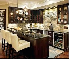 simple basement wet bar. Basement Bar Cabinets Diy Simple Wet