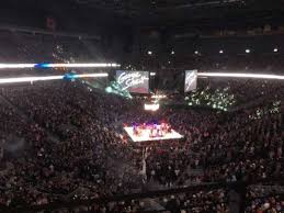 T Mobile Arena Section 217 Row A Seat 9 Home Of Vegas