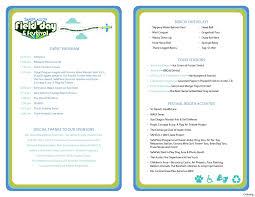 wedding reception program templates free download ideas sample tri fold wedding program templates reception format